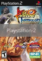 Image of Art of Fighting Anthology original video game for Playstation 2 classic game system. Rocket City Arcade, Huntsville Al. We ship used video games Nationwide