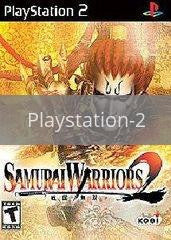 Image of Samurai Warriors 2 original video game for Playstation 2 classic game system. Rocket City Arcade, Huntsville Al. We ship used video games Nationwide