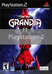 Image of Grandia II original video game for Playstation 2 classic game system. Rocket City Arcade, Huntsville Al. We ship used video games Nationwide