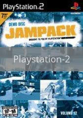 Image of PlayStation Underground Jampack Vol. 12 original video game for Playstation 2 classic game system. Rocket City Arcade, Huntsville Al. We ship used video games Nationwide