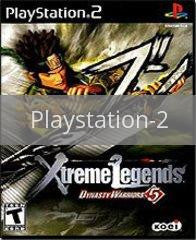 Dynasty Warriors 5 Xtreme Legend