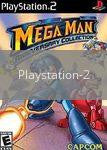 Image of Mega Man Anniversary Collection original video game for Playstation 2 classic game system. Rocket City Arcade, Huntsville Al. We ship used video games Nationwide