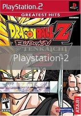 Image of Dragon Ball Z Budokai Tenkaichi 2 original video game for Playstation 2 classic game system. Rocket City Arcade, Huntsville Al. We ship used video games Nationwide