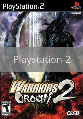 Image of Warriors Orochi 2 original video game for Playstation 2 classic game system. Rocket City Arcade, Huntsville Al. We ship used video games Nationwide
