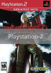 Image of Devil May Cry 3 Special Edition original video game for Playstation 2 classic game system. Rocket City Arcade, Huntsville Al. We ship used video games Nationwide