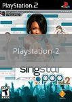 Image of SingStar Pop Vol. 2 original video game for Playstation 2 classic game system. Rocket City Arcade, Huntsville Al. We ship used video games Nationwide
