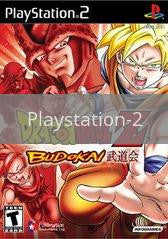 Image of Dragon Ball Z Budokai original video game for Playstation 2 classic game system. Rocket City Arcade, Huntsville Al. We ship used video games Nationwide