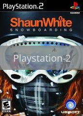 Image of Shaun White Snowboarding original video game for Playstation 2 classic game system. Rocket City Arcade, Huntsville Al. We ship used video games Nationwide