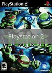Image of TMNT original video game for Playstation 2 classic game system. Rocket City Arcade, Huntsville Al. We ship used video games Nationwide