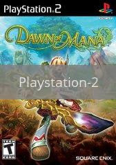 Image of Dawn of Mana original video game for Playstation 2 classic game system. Rocket City Arcade, Huntsville Al. We ship used video games Nationwide