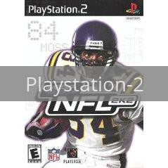 Image of NFL 2K2 original video game for Playstation 2 classic game system. Rocket City Arcade, Huntsville Al. We ship used video games Nationwide