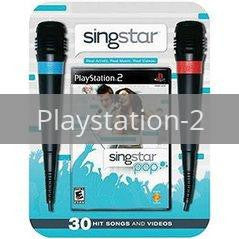 Singstar Pop with Microphone