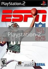 Image of ESPN Football 2005 original video game for Playstation 2 classic game system. Rocket City Arcade, Huntsville Al. We ship used video games Nationwide