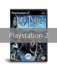 Image of Harry Potter Prisoner of Azkaban original video game for Playstation 2 classic game system. Rocket City Arcade, Huntsville Al. We ship used video games Nationwide