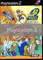 Image of Rocket Power Beach Bandits original video game for Playstation 2 classic game system. Rocket City Arcade, Huntsville Al. We ship used video games Nationwide