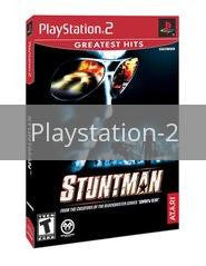 Image of Stuntman original video game for Playstation 2 classic game system. Rocket City Arcade, Huntsville Al. We ship used video games Nationwide