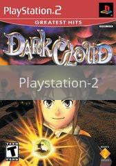 Image of Dark Cloud original video game for Playstation 2 classic game system. Rocket City Arcade, Huntsville Al. We ship used video games Nationwide