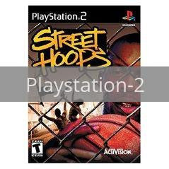 Image of Street Hoops original video game for Playstation 2 classic game system. Rocket City Arcade, Huntsville Al. We ship used video games Nationwide