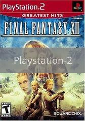 Image of Final Fantasy XII original video game for Playstation 2 classic game system. Rocket City Arcade, Huntsville Al. We ship used video games Nationwide