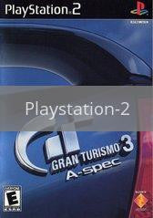 Image of Gran Turismo 3 original video game for Playstation 2 classic game system. Rocket City Arcade, Huntsville Al. We ship used video games Nationwide