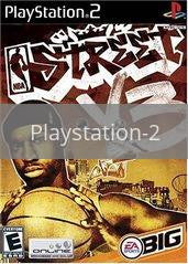 Image of NBA Street Vol 3 original video game for Playstation 2 classic game system. Rocket City Arcade, Huntsville Al. We ship used video games Nationwide