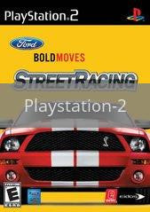 Image of Ford Bold Moves Street Racing original video game for Playstation 2 classic game system. Rocket City Arcade, Huntsville Al. We ship used video games Nationwide