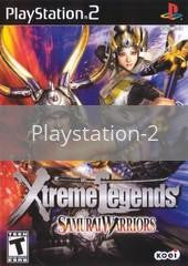 Samurai Warriors Xtreme Legends
