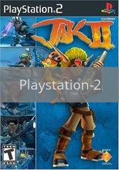 Image of Jak II original video game for Playstation 2 classic game system. Rocket City Arcade, Huntsville Al. We ship used video games Nationwide