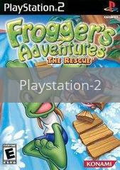 Frogger Adventures The Rescue