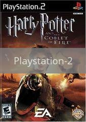 Image of Harry Potter Goblet of Fire original video game for Playstation 2 classic game system. Rocket City Arcade, Huntsville Al. We ship used video games Nationwide