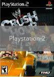 Image of WWE Crush Hour original video game for Playstation 2 classic game system. Rocket City Arcade, Huntsville Al. We ship used video games Nationwide