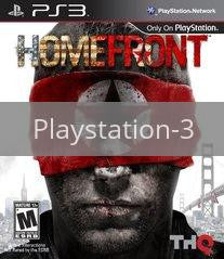 Image of Homefront original video game for Playstation 3 classic game system. Rocket City Arcade, Huntsville Al. We ship used video games Nationwide