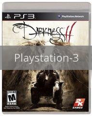Image of The Darkness II original video game for Playstation 3 classic game system. Rocket City Arcade, Huntsville Al. We ship used video games Nationwide