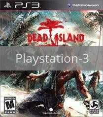 Image of Dead Island original video game for Playstation 3 classic game system. Rocket City Arcade, Huntsville Al. We ship used video games Nationwide