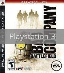 Image of Battlefield Bad Company original video game for Playstation 3 classic game system. Rocket City Arcade, Huntsville Al. We ship used video games Nationwide