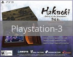 Hakuoki: Stories of the Shinsengumi Limited Edition