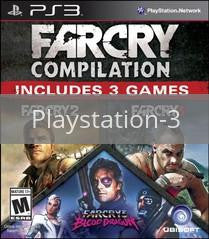 Image of Far Cry Compilation original video game for Playstation 3 classic game system. Rocket City Arcade, Huntsville Al. We ship used video games Nationwide