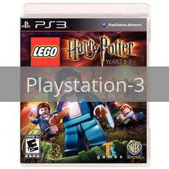 Image of LEGO Harry Potter Years 5-7 original video game for Playstation 3 classic game system. Rocket City Arcade, Huntsville Al. We ship used video games Nationwide