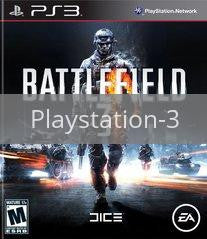 Image of Battlefield 3 original video game for Playstation 3 classic game system. Rocket City Arcade, Huntsville Al. We ship used video games Nationwide