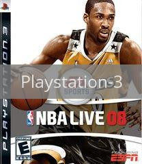 Image of NBA Live 2008 original video game for Playstation 3 classic game system. Rocket City Arcade, Huntsville Al. We ship used video games Nationwide