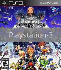 Image of Kingdom Hearts HD 2.5 Remix original video game for Playstation 3 classic game system. Rocket City Arcade, Huntsville Al. We ship used video games Nationwide