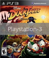 Image of DuckTales Remastered original video game for Playstation 3 classic game system. Rocket City Arcade, Huntsville Al. We ship used video games Nationwide