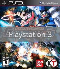 Image of Dynasty Warriors: Gundam 3 original video game for Playstation 3 classic game system. Rocket City Arcade, Huntsville Al. We ship used video games Nationwide