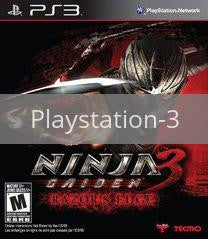 Image of Ninja Gaiden 3: Razor's Edge original video game for Playstation 3 classic game system. Rocket City Arcade, Huntsville Al. We ship used video games Nationwide