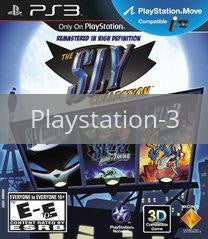Image of The Sly Collection original video game for Playstation 3 classic game system. Rocket City Arcade, Huntsville Al. We ship used video games Nationwide