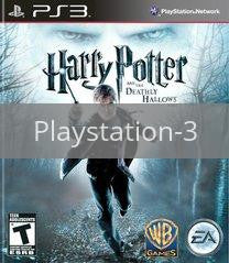 Image of Harry Potter and the Deathly Hallows: Part 1 original video game for Playstation 3 classic game system. Rocket City Arcade, Huntsville Al. We ship used video games Nationwide