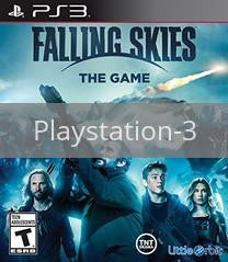 Image of Falling Skies: The Game original video game for Playstation 3 classic game system. Rocket City Arcade, Huntsville Al. We ship used video games Nationwide