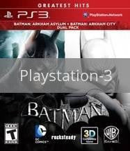 Batman Arkham Dual Pack