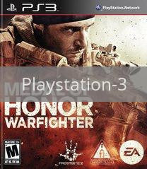Image of Medal of Honor Warfighter Limited Edition original video game for Playstation 3 classic game system. Rocket City Arcade, Huntsville Al. We ship used video games Nationwide