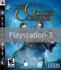 Image of The Golden Compass original video game for Playstation 3 classic game system. Rocket City Arcade, Huntsville Al. We ship used video games Nationwide